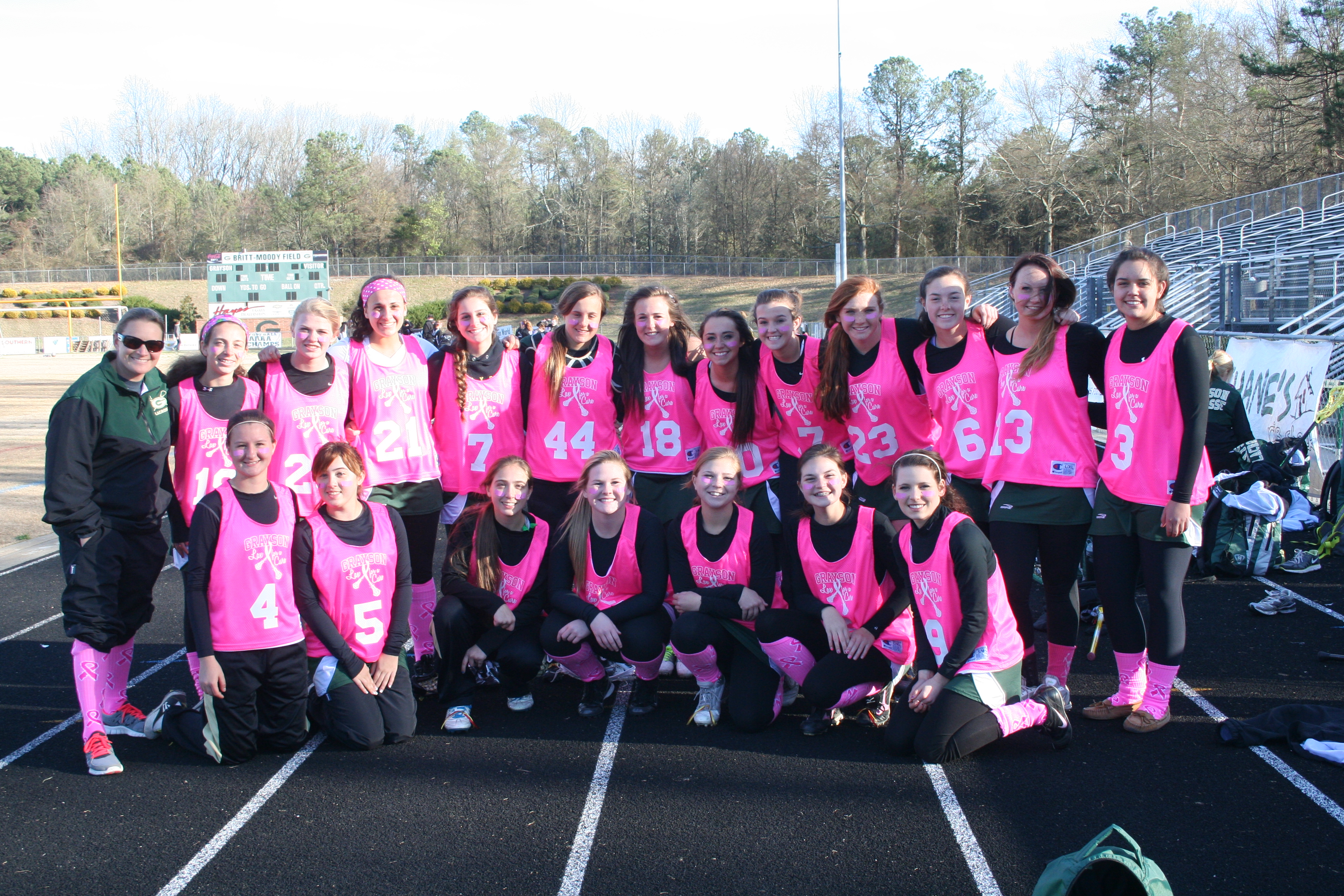 GHS lacrosse Pink Out 2013 003